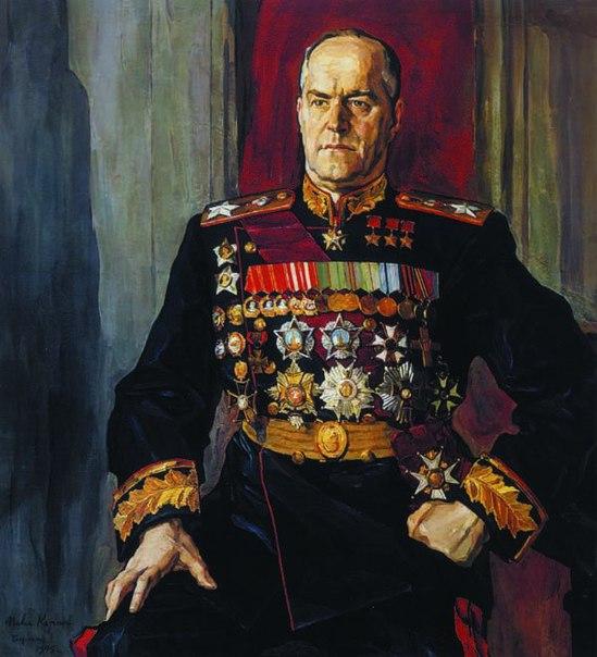 Сегодня исполняется 121 год со дня рождения Георгия Жукова