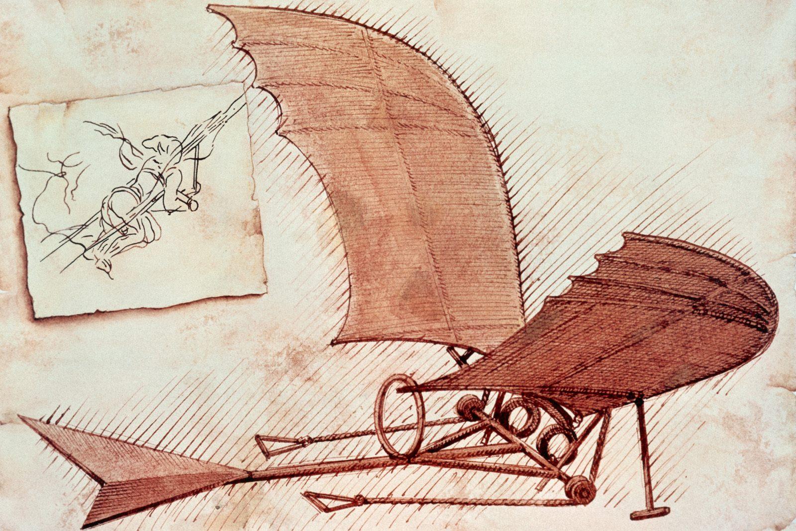 В КМИИ открывается выставка, посвященная изобретениям Леонардо да Винчи