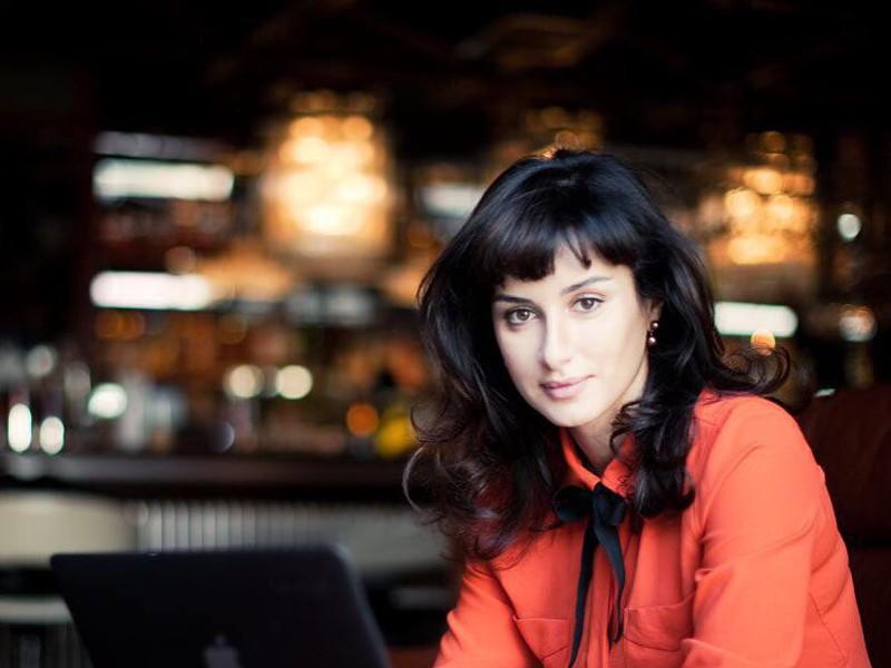 Тина Канделаки рассказала калужским студентам о пути к успеху