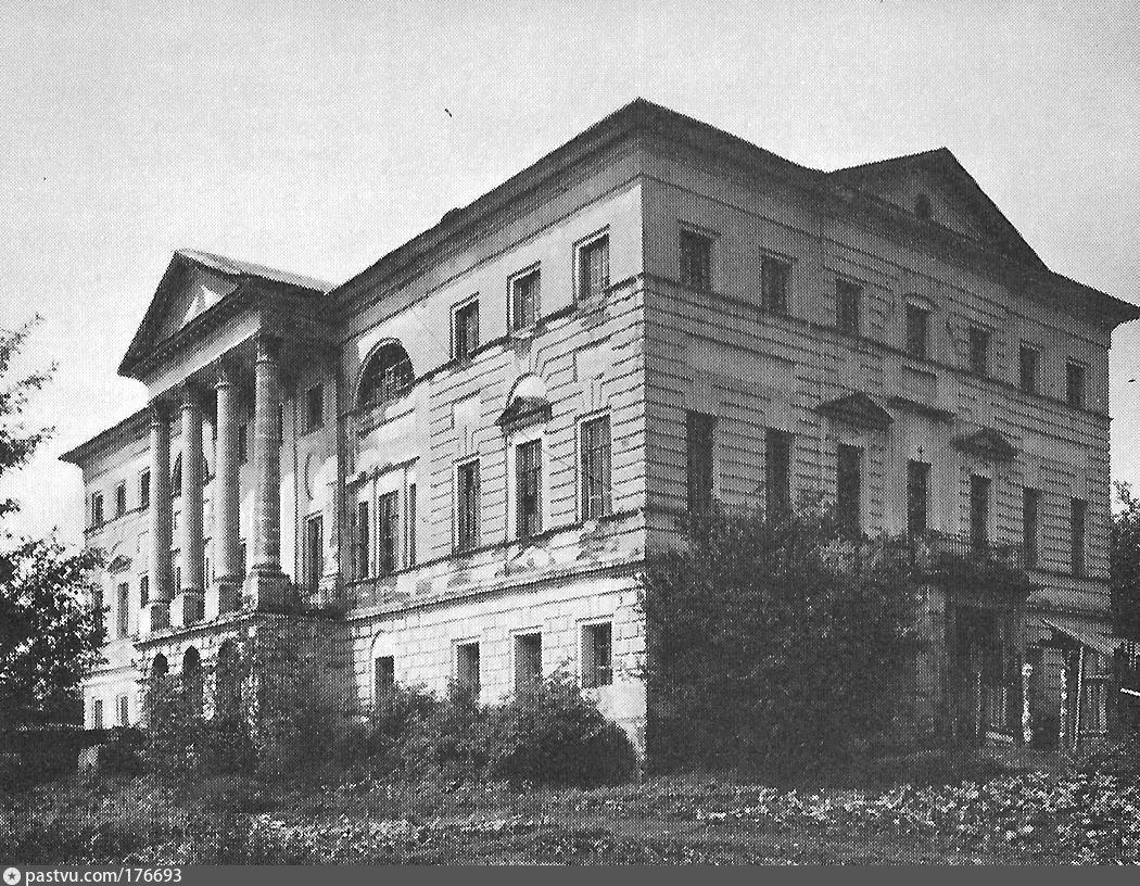 В Усадьбе Щепочкина начались реставрационные работы