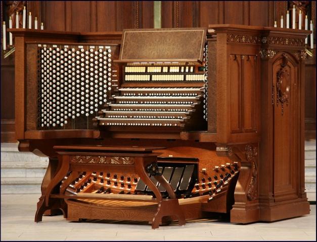 В Доме музыки пройдет Органный концерт