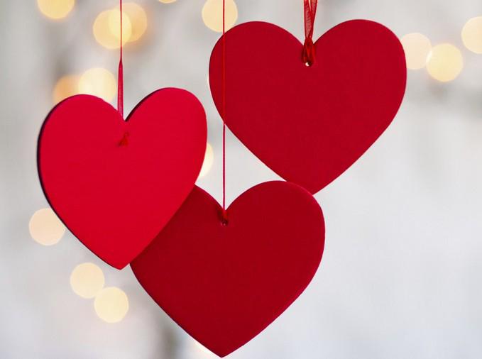 Калужская молодежь отметила День влюбленных на катке