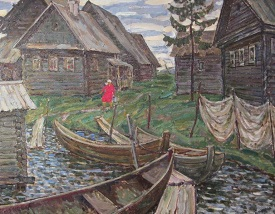 Выставка одной картины «И.А. Павлишак. «Северный мотив»