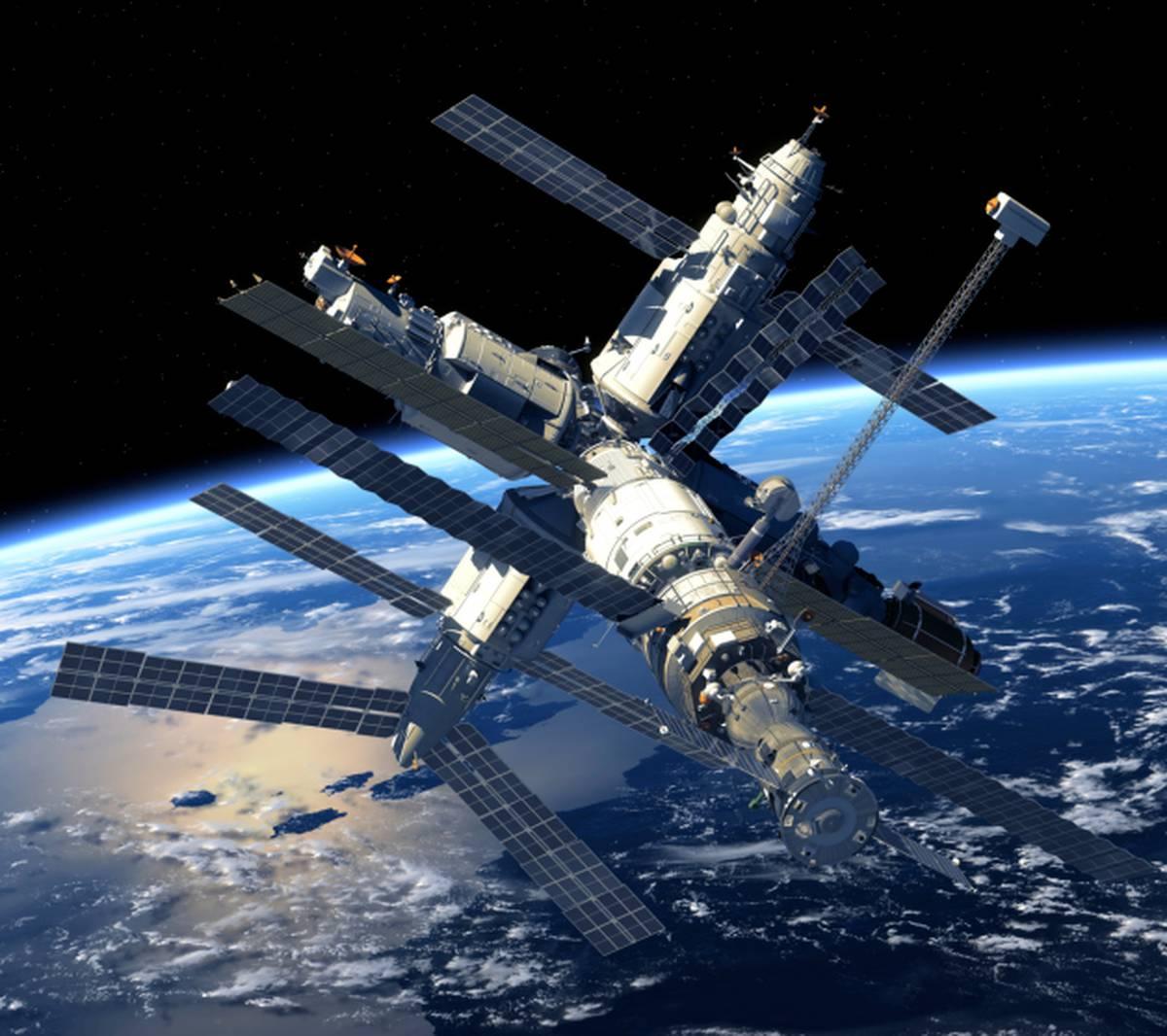 Калужские школьники провели 10-минутный сеанс связи с МКС