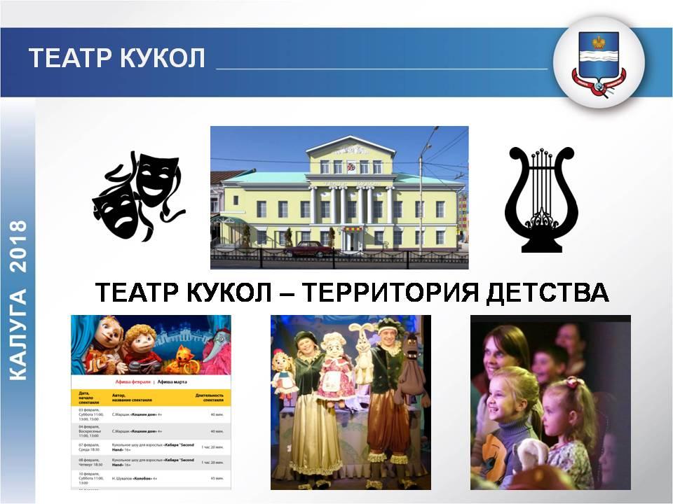 Кукольный театр на новом месте откроется уже в этом году