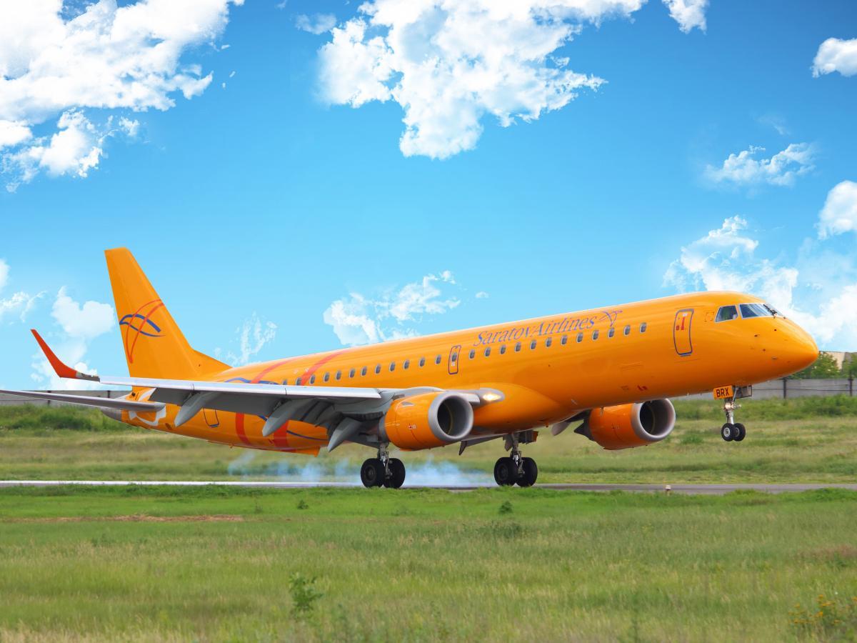 Международный аэропорт «Калуга» объявил о начале продаж билетов в Сочи и Симферополь