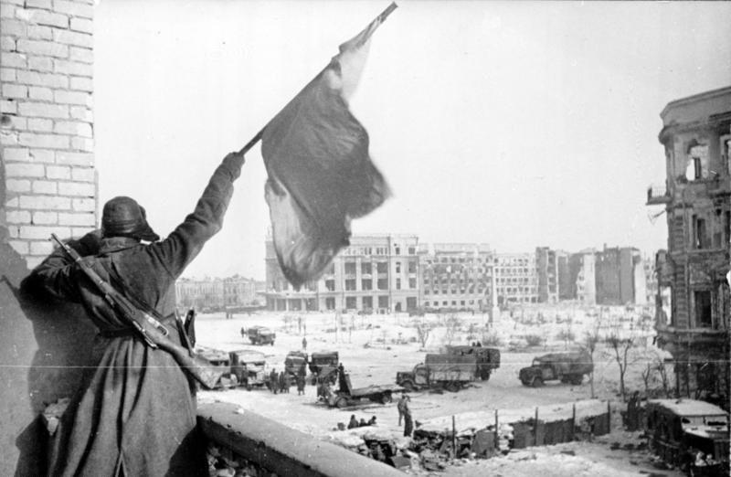 Сегодня отмечается 75-летняя годовщина разгрома фашистских войск в Сталинградской битве