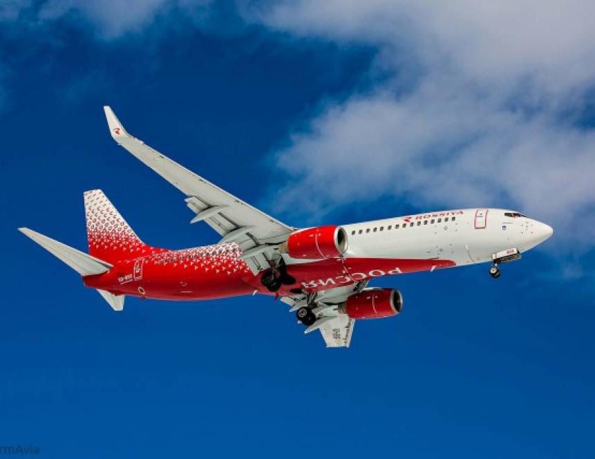Самолет «Калуга» приземлился в калужском аэропорту