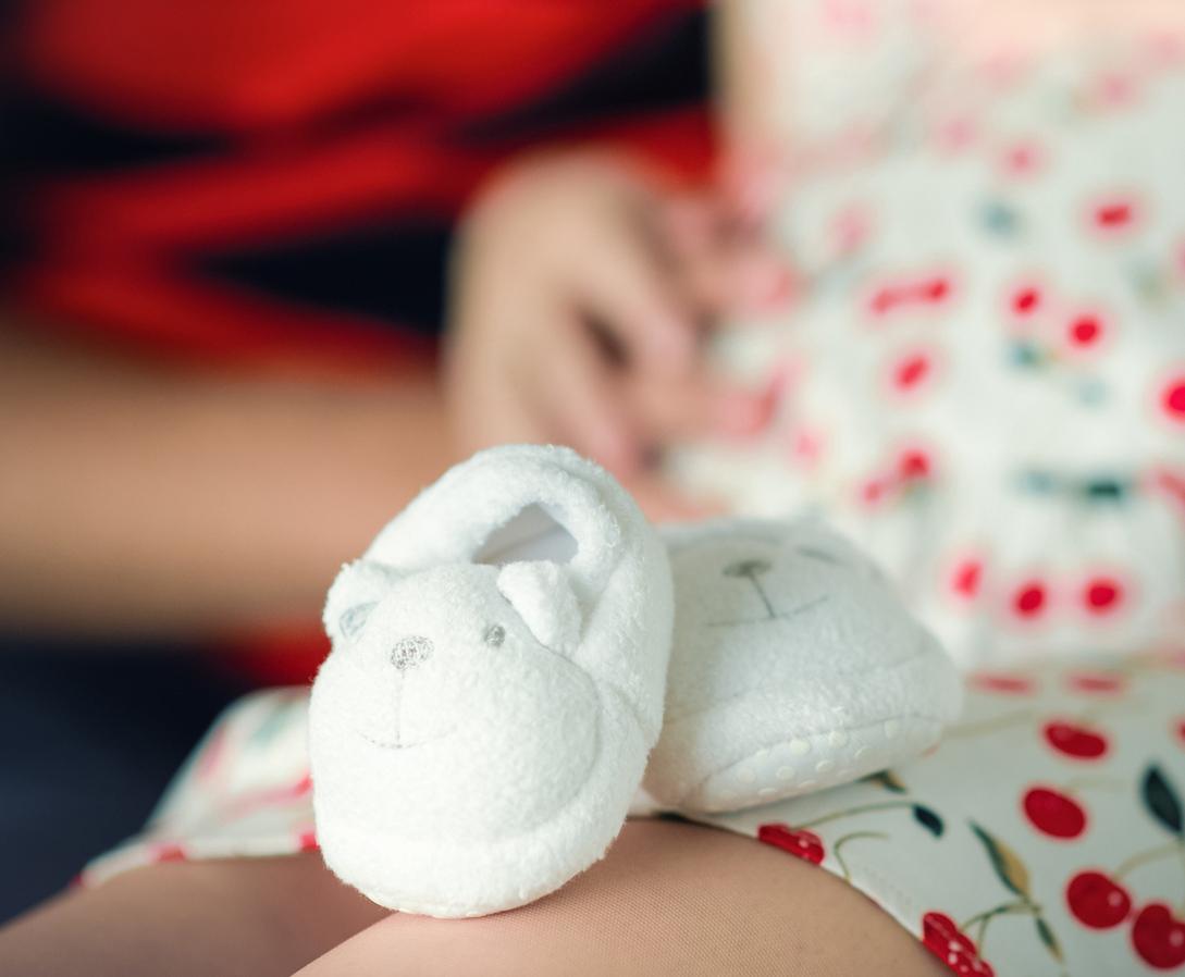 В Калуге проводится фотоконкурс для будущих мам