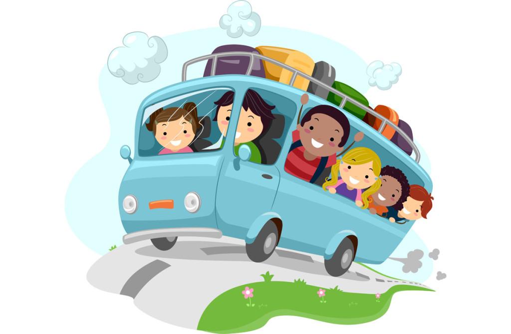Во время весенних каникул школьники отправятся в экскурсионные поездки