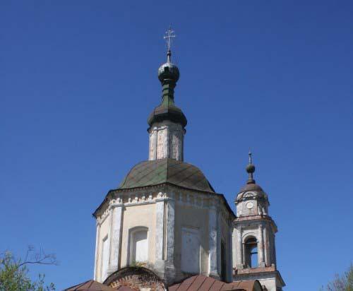 Калужане собрали деньги на восстановление храма