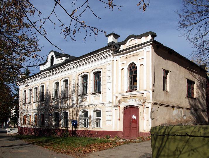 Дом купцов Билибиных готовят к реставрации