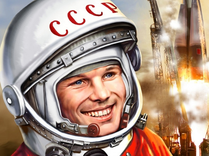 В Калуге отпраздновали День космонавтики