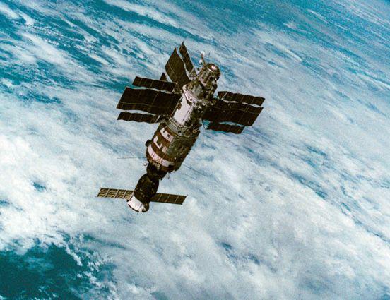 В этот день была запущена первая советская орбитальная станция