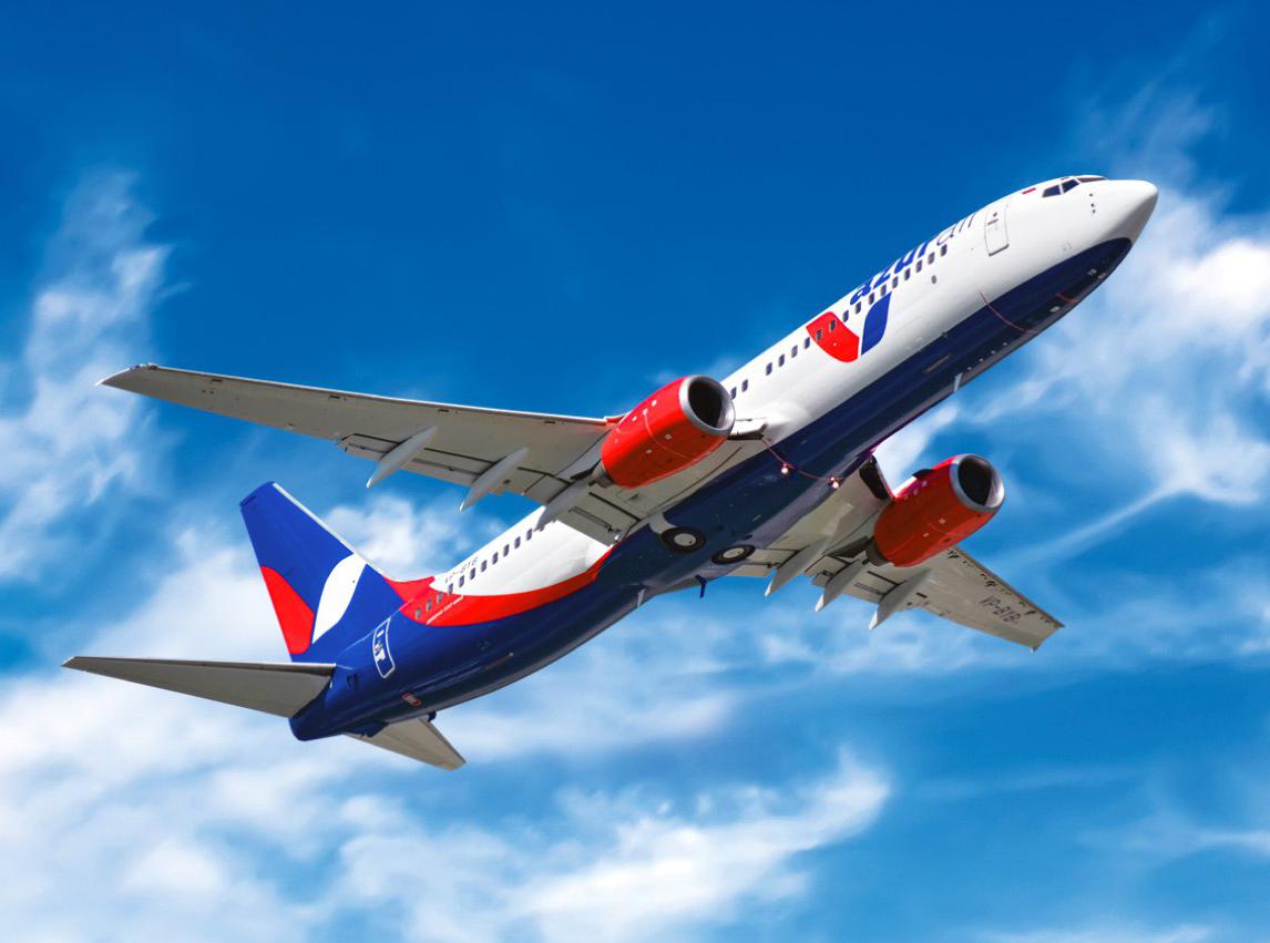 Международный аэропорт «Калуга» приглашает проводить первый самолет в Анталью