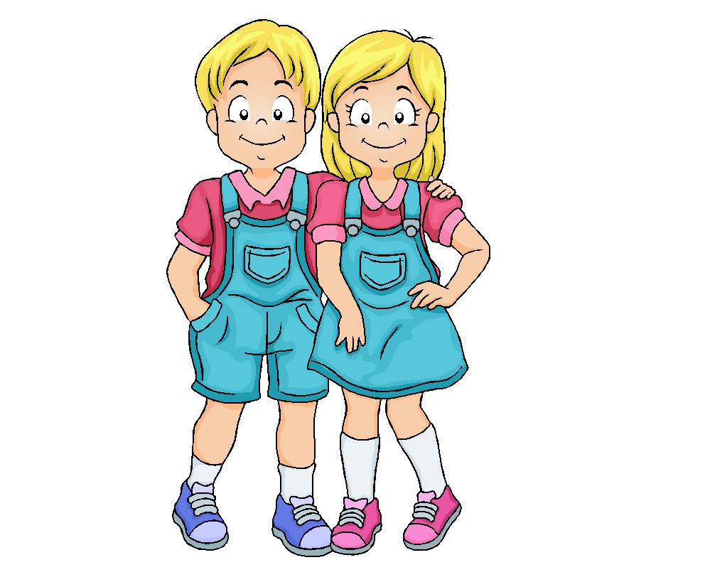 В Калуге прошел конкурс близнецов