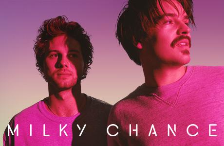 Немецкий дуэт Milky Chance выступит на фестивале «Дикая Мята»
