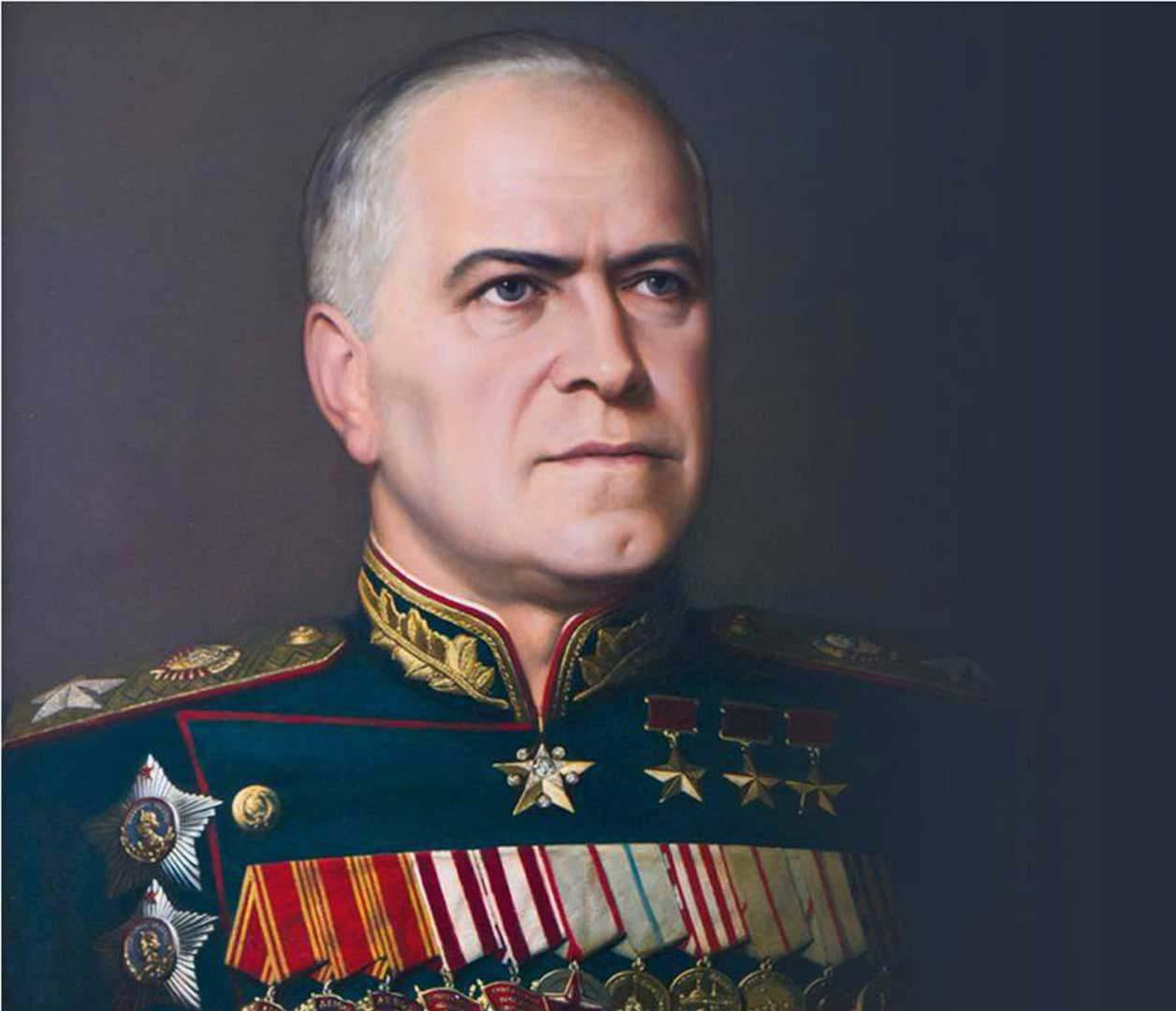 Калугу посетила дочь Георгия Жукова