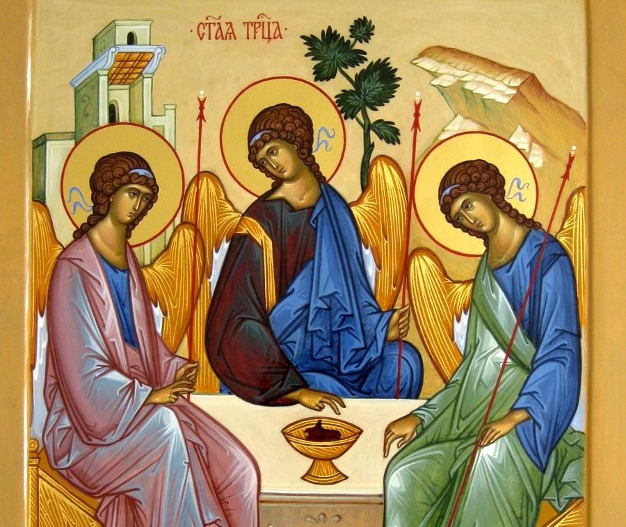 В Калуге отметили день Святой Троицы