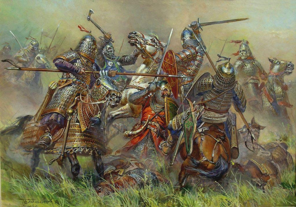 В Калужской области пройдет масштабная реконструкция битвы русских воинов