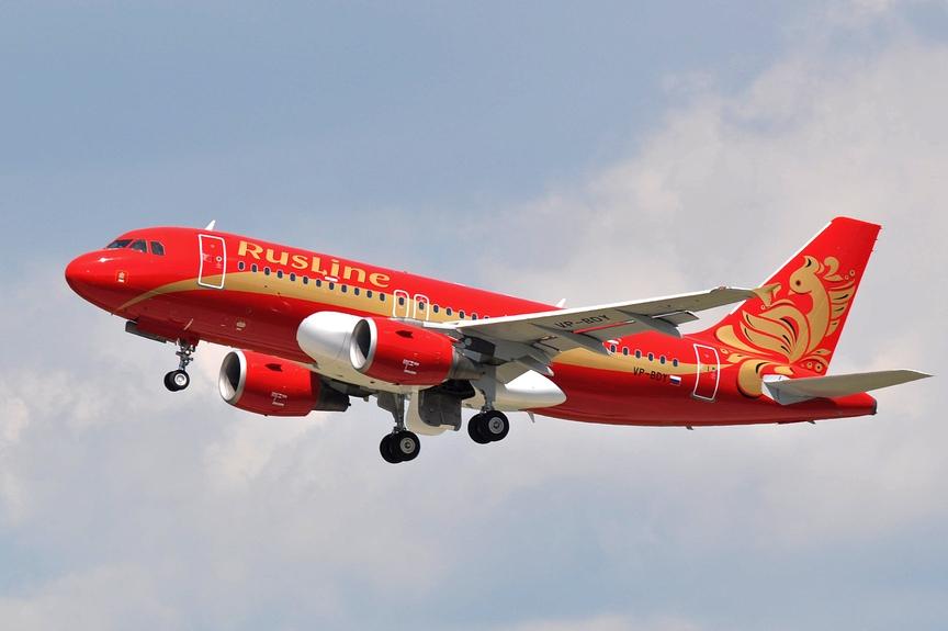 Авиакомпания «РусЛайн» запускает рейсы из Калуги