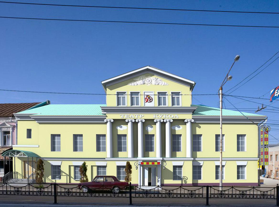 Калужский театр кукол скоро откроет свои двери