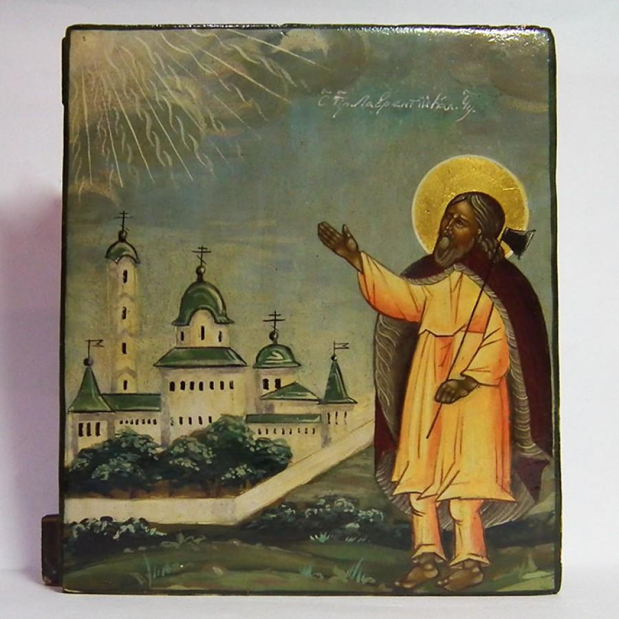 В Свято-Лаврентьевский монастырь доставили мощи святого Лаврентия