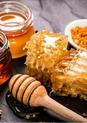 Праздник мёда «Медовый спас» на ул. Театральной