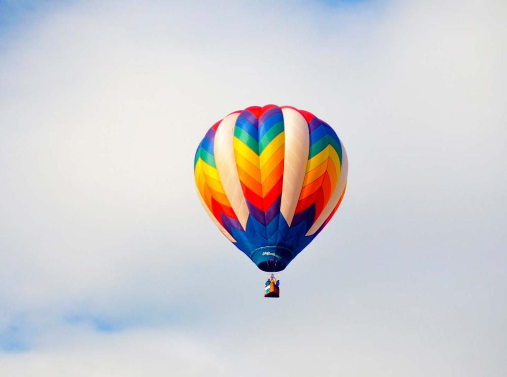 Калужские воздухоплаватели покоряют «Небо России»