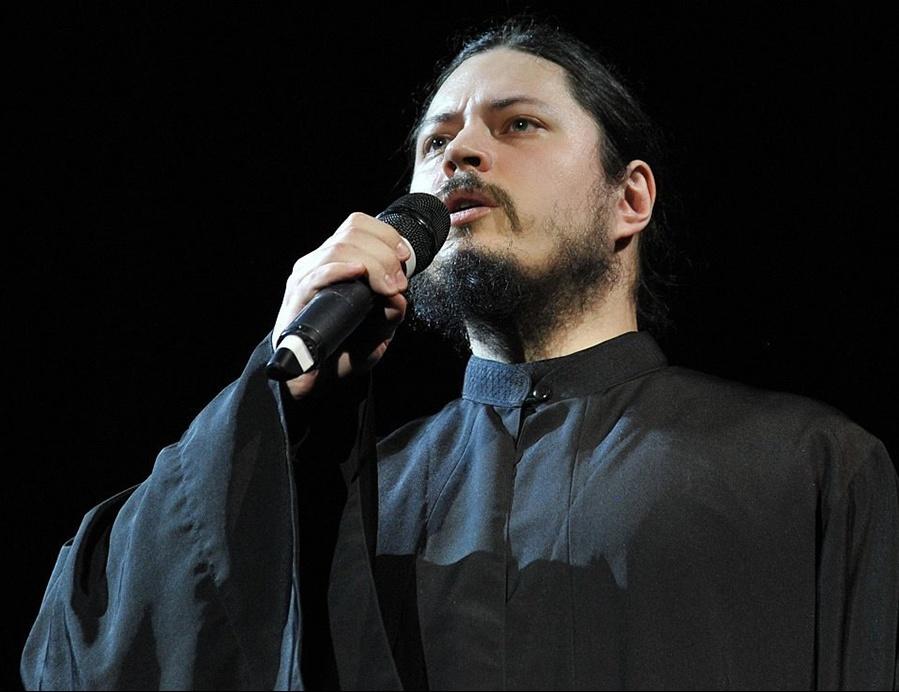 Иеромонах Фотий выступит на благотворительном вечере