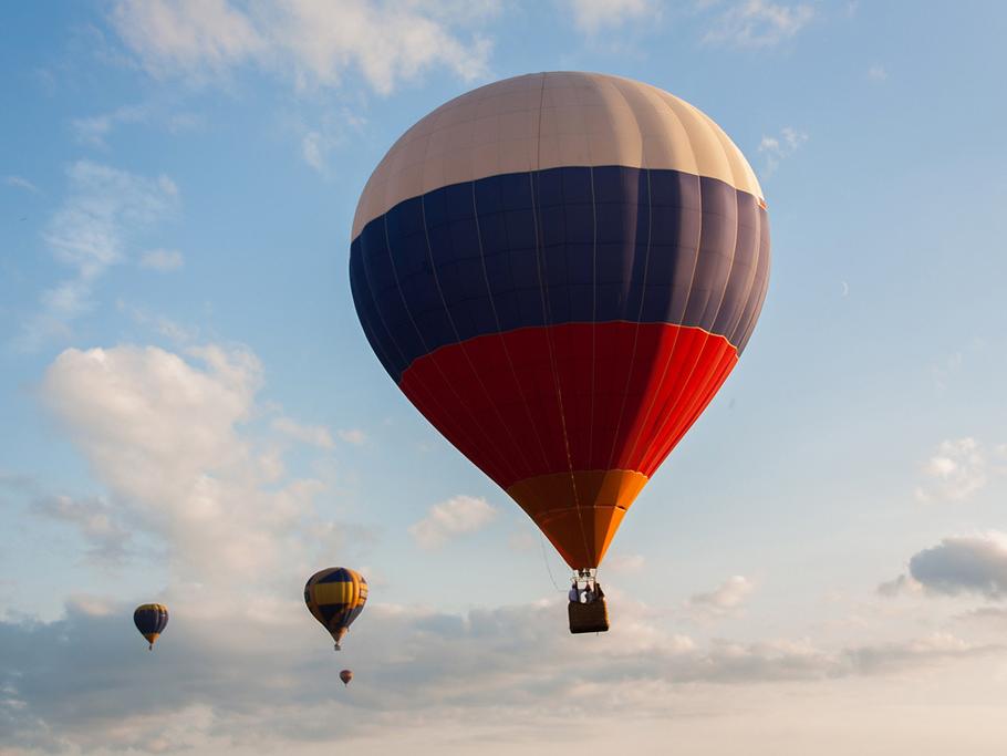 Калужские аэронавты приняли участие в румынском фестивале