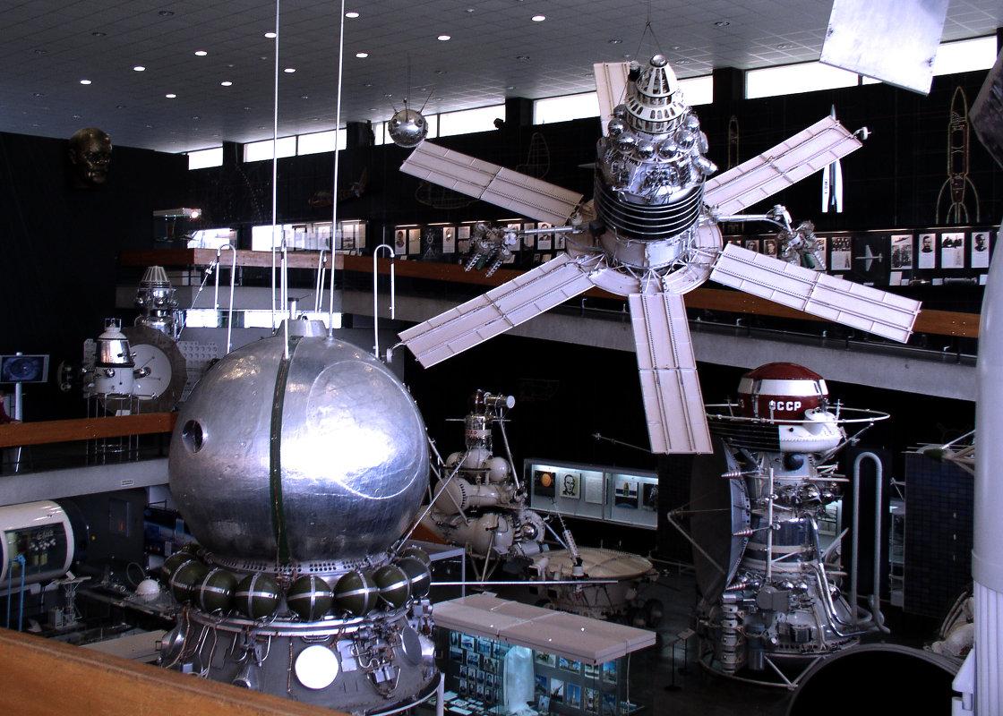 Калужский музей космонавтики празднует День рождения