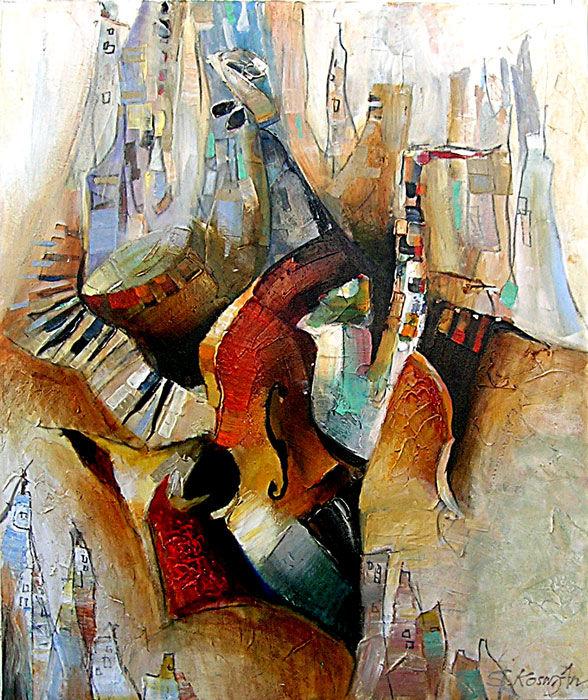 Концерт джазовой музыки. Дом музыки