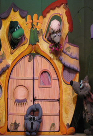 Теремок. Калужский театр кукол