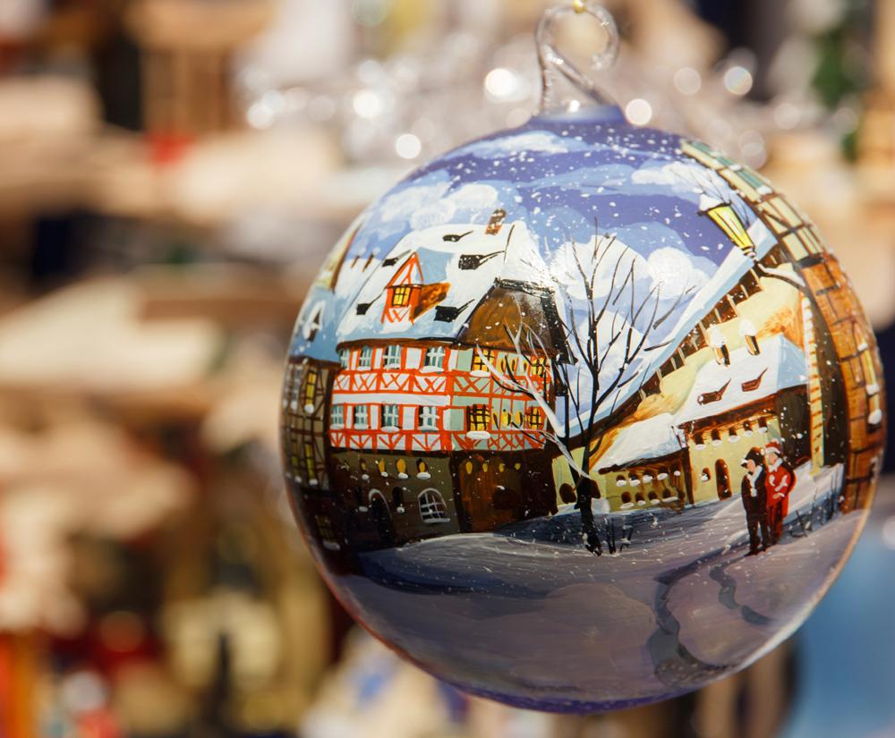 Начал свою работу «Рождественский базар»