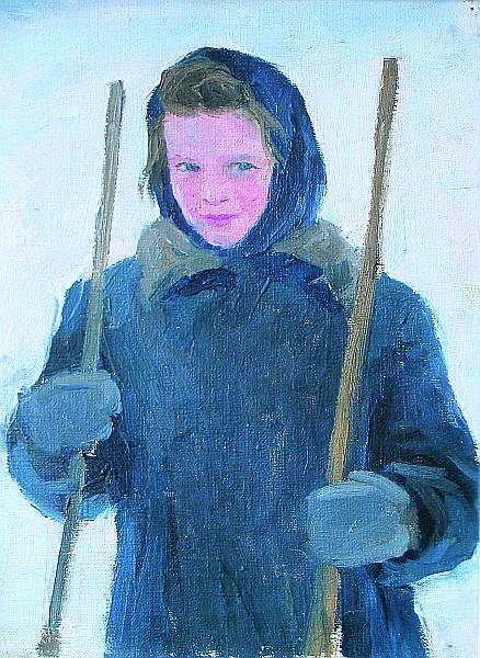 В Калужском музее изобразительных искусств открылась выставка одной картины