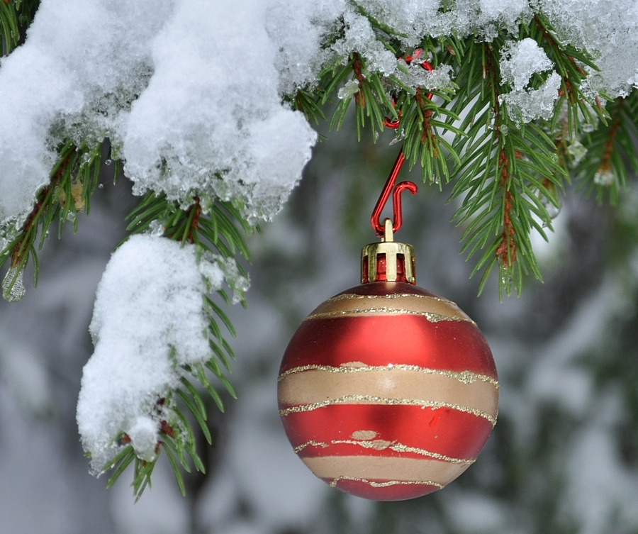 На Новый год синоптики обещают калужанам небольшой мороз и снег