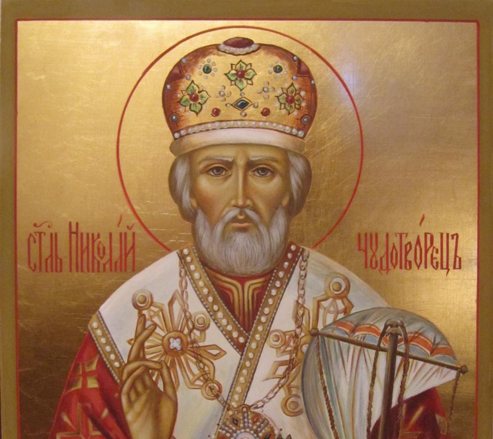 В Калугу прибудут греческие святыни