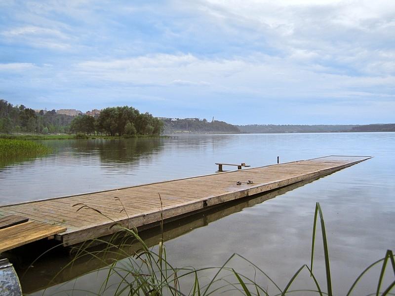 Ремонтом набережной Яченского водохранилища займутся уже в этом году