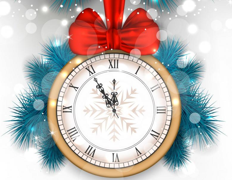 Калужане отметили новогодние праздники