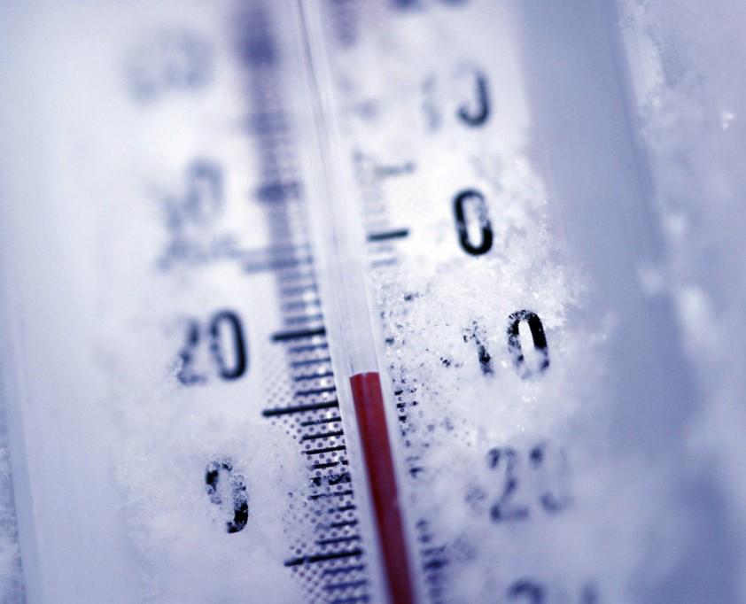 На смену оттепели резко придут морозы
