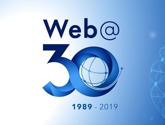 30 лет назад появилась Всемирная сеть