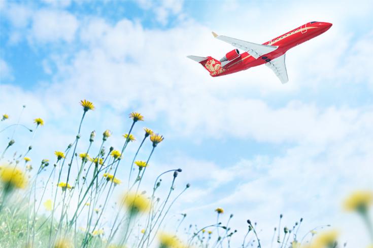 Авиакомпания Азимут выполнила первый рейс по маршруту Калуга — Калининград