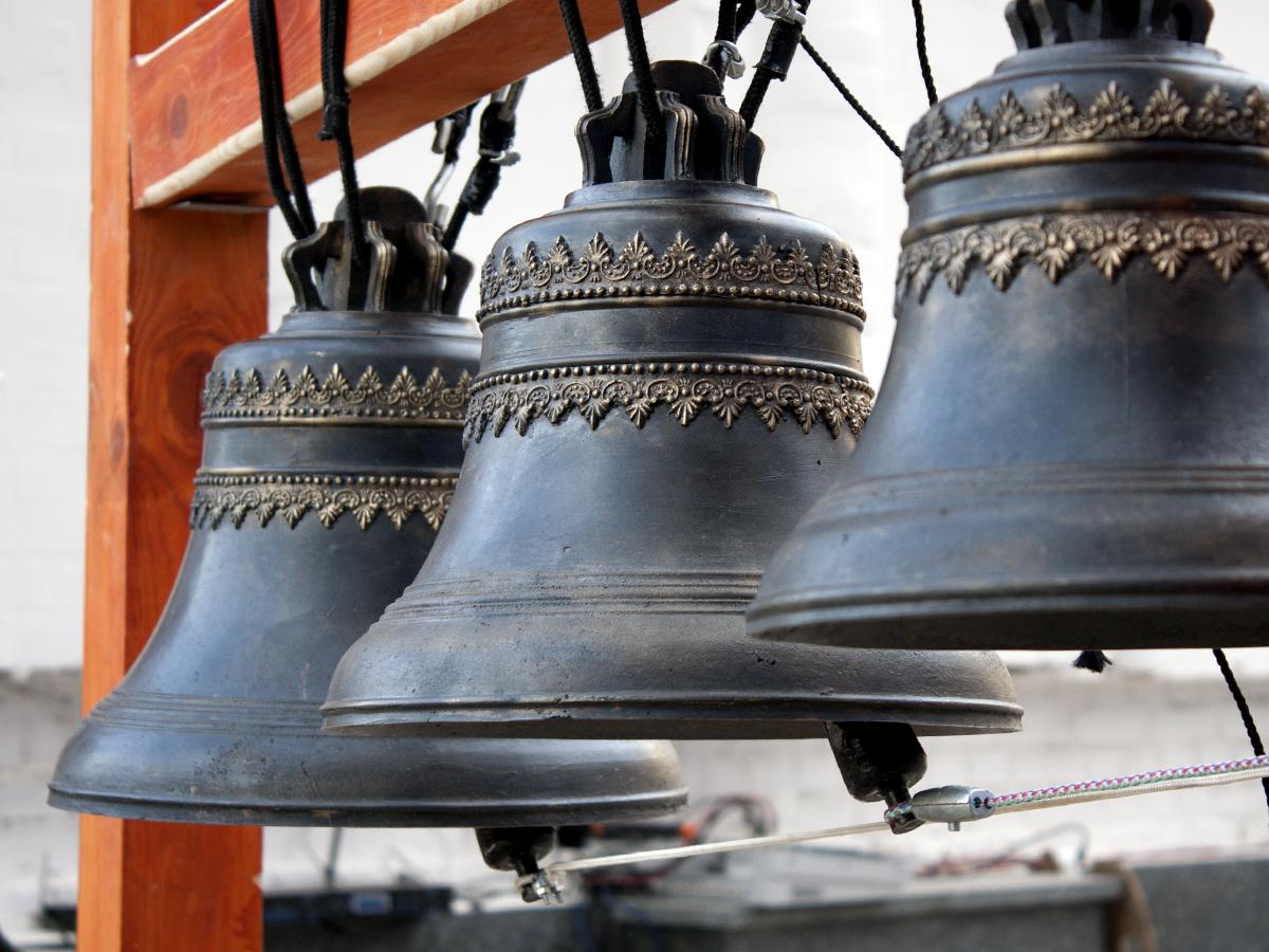 В Калуге пройдет фестиваль колокольного звона «Медный ветер»