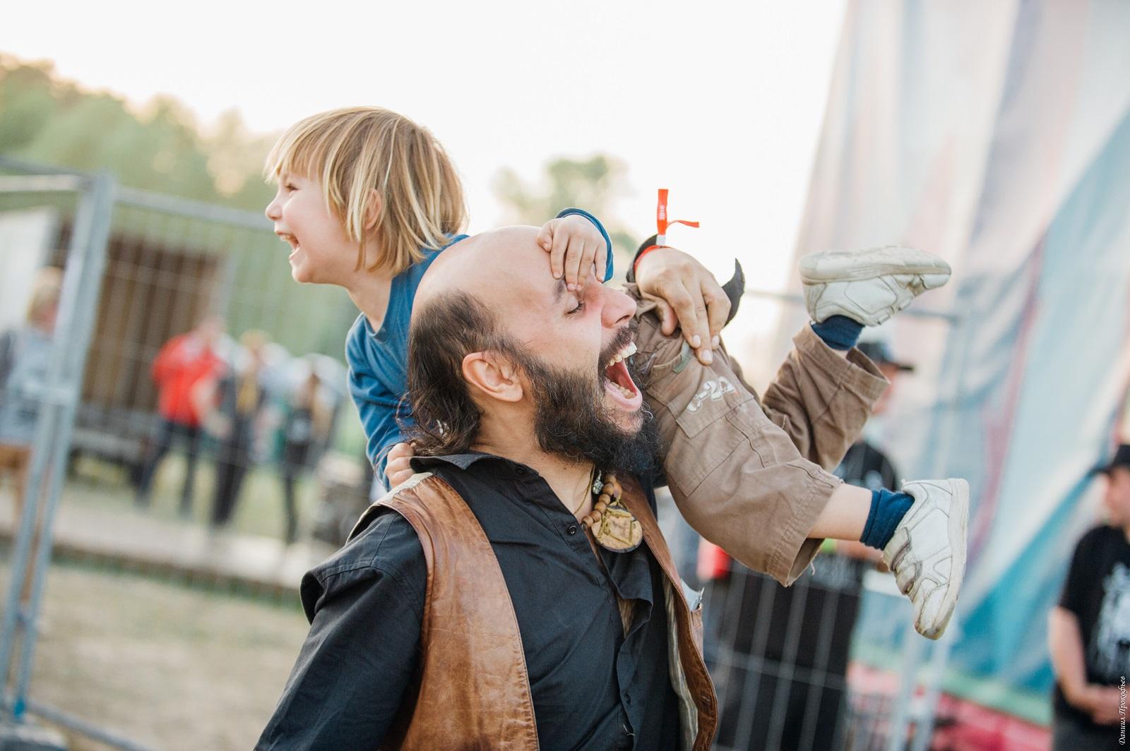 «Дикая Мята» — фестиваль для всей семьи!