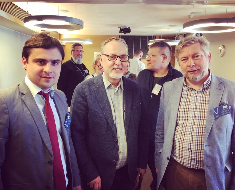Калужане провели встречис депутатами Финляндии