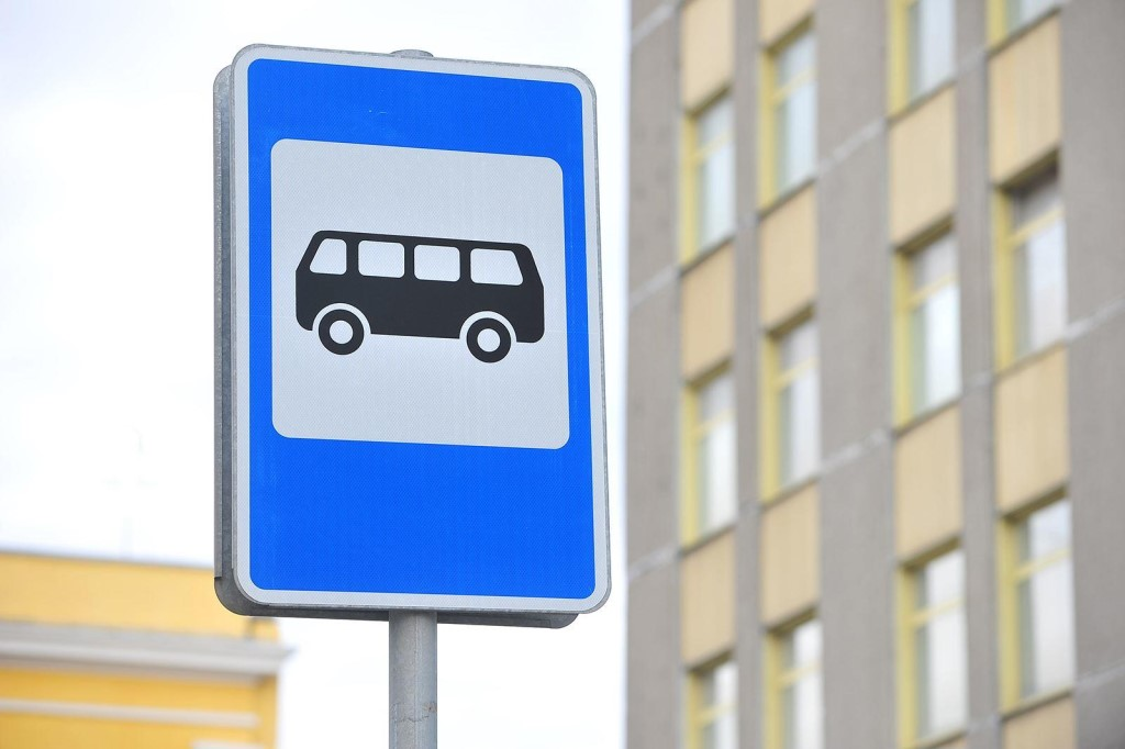 В Калуге появился новый маршрут до Городского рынка