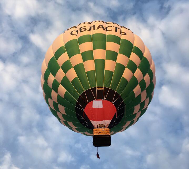 Калужские Аэронавты покорили небо на фестивале в Великом Новгороде