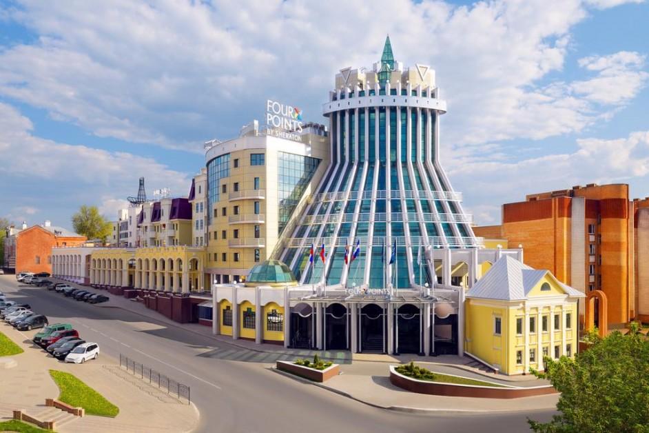 Калужский отель завоевал престижную награду