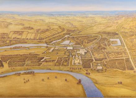 В 1999 году был открыт историко-архитектурный и природный музей-усадьба «Полотняный Завод»